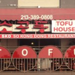 SKD Tofu House on Western Avenue in Koreatown LA