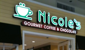 Nicole's Cafe at Koreatown Plaza