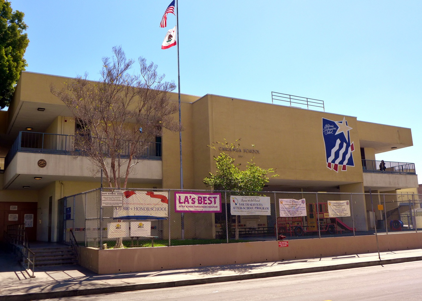 Cahuenga Elementary School