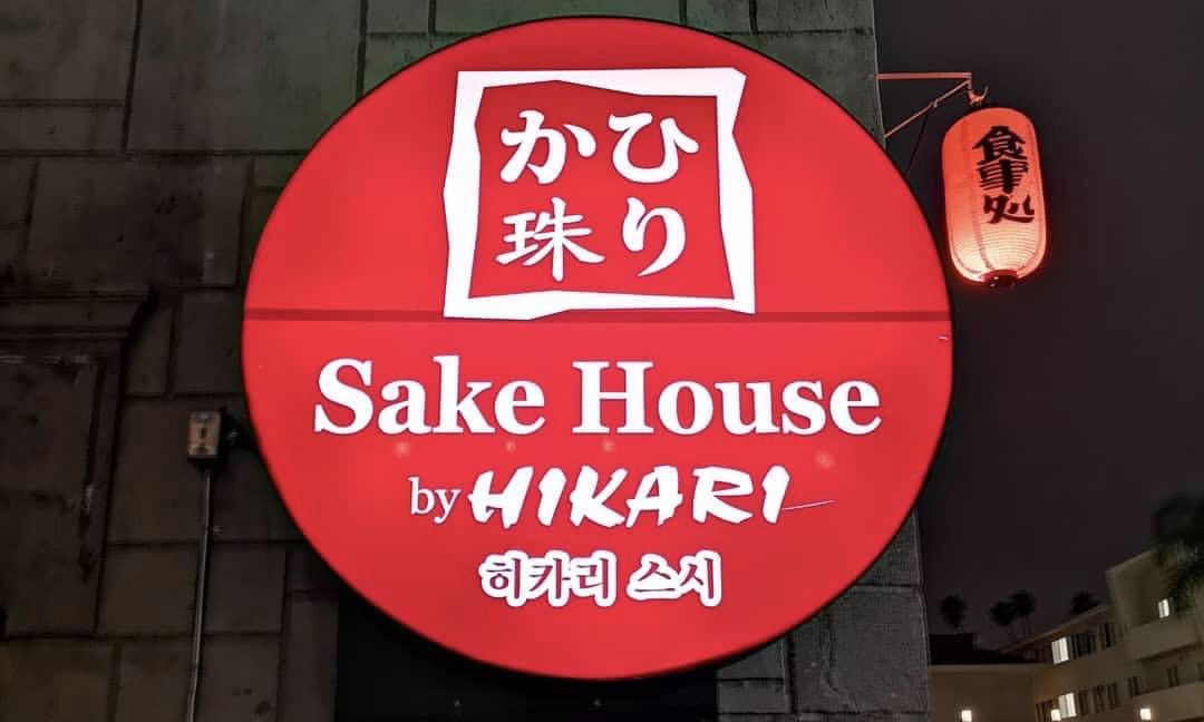 Hikari Sake House Los Angeles