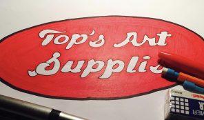Art Supplies 8th Street