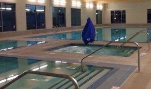 Koreatown YMCA pool