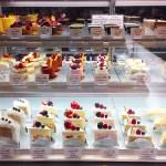 Single-serving cake slices