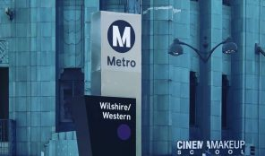 Wilshire Western metro station
