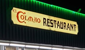El Colmao Restaurant in Los Angeles