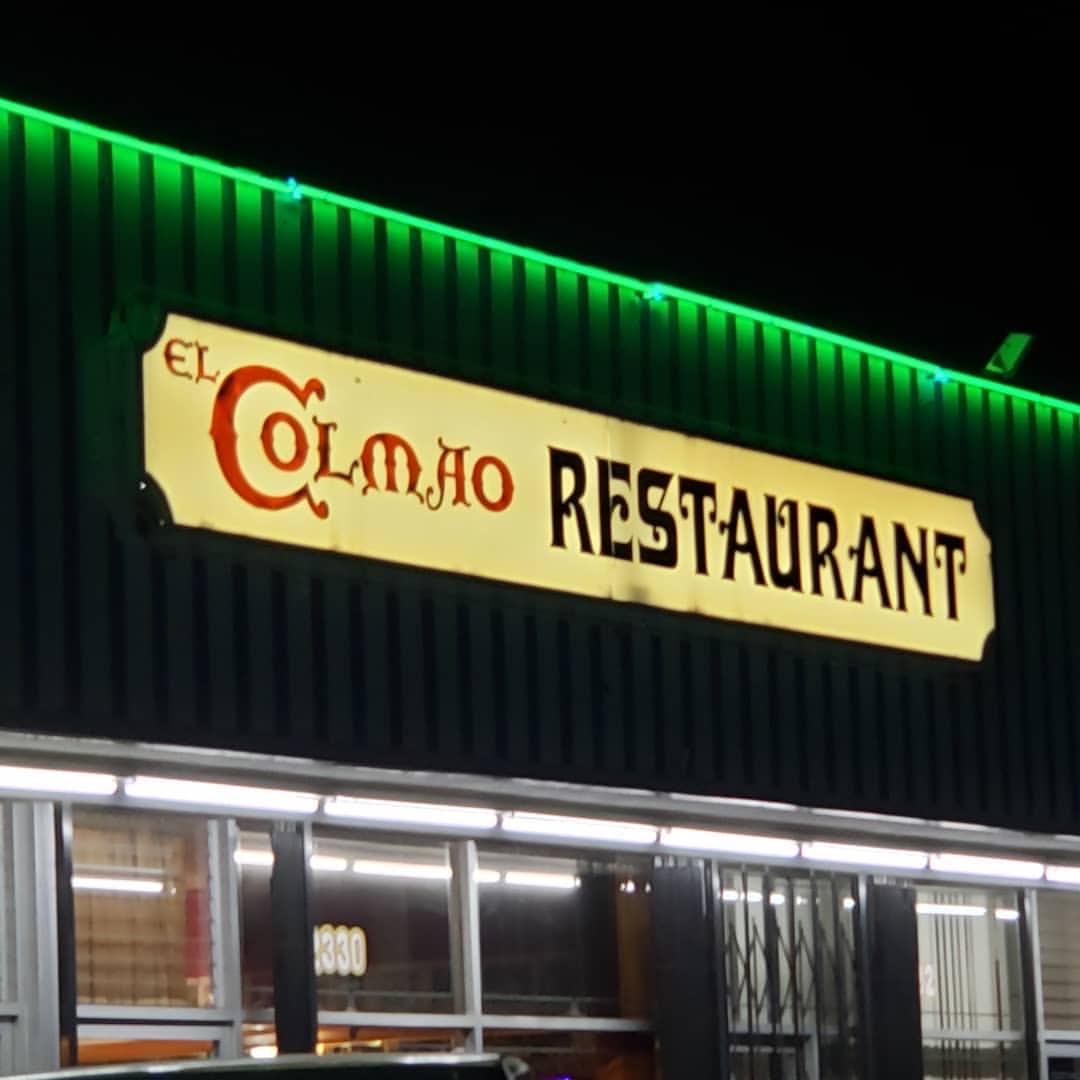 El Colmao Restaurant in Los Angeles