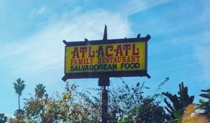 "Atlacatl ""Salvadorean"" Restaurant"