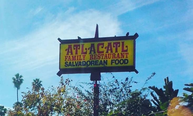 "Atlacatl ""Salvadorean"" Restaurant"