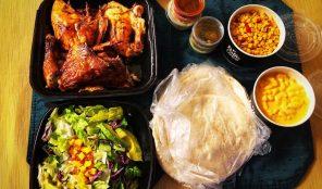 El Pollo Loco Takeout Meal