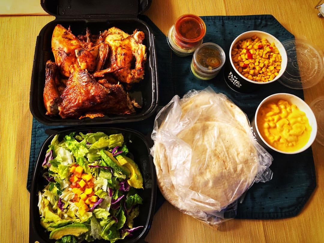 El Pollo Loco Takeout Meal