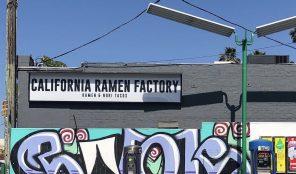 Cali Ramen Factory Nori Tacos