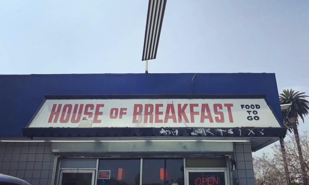 House of Breakfast in Los Angeles