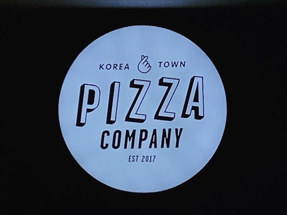 Koreatown Pizza Company in LA