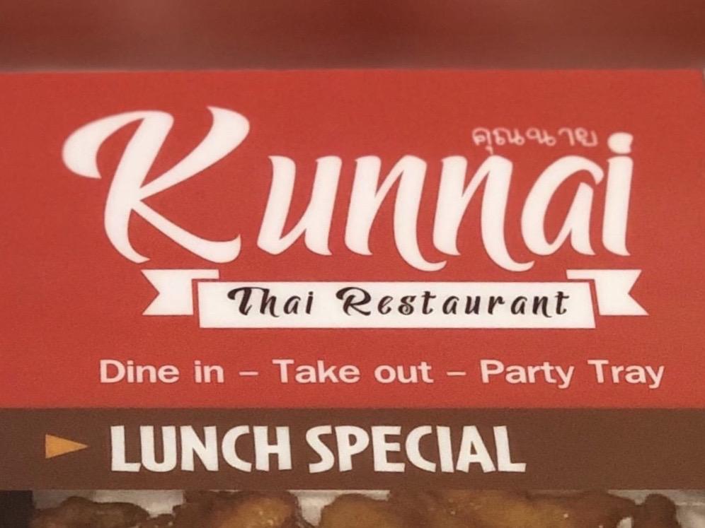 Kunnai Thai Restaurant in LA
