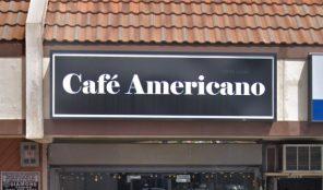 Cafe Americano in LA