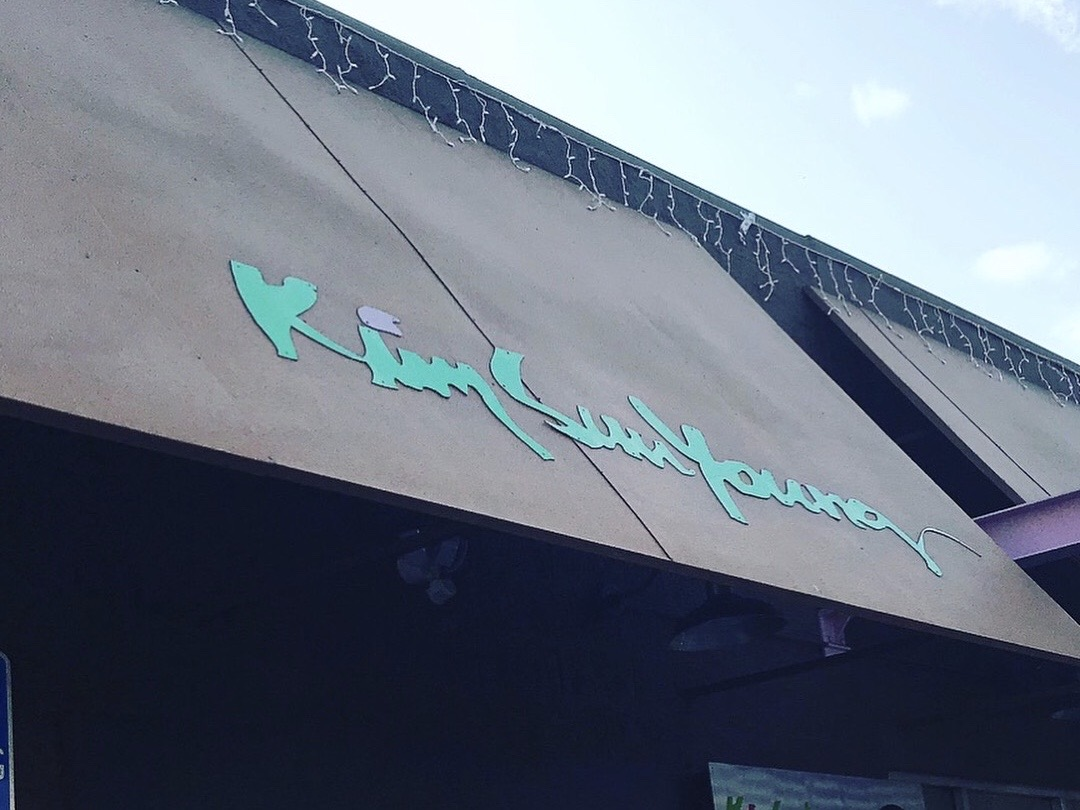 Kim Sun Young hair salon
