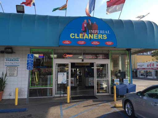 Imperial Dry Cleaner in Los Angeles
