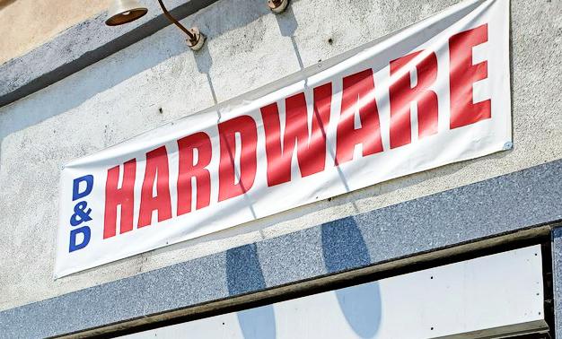 Western Avenue Hardware Store