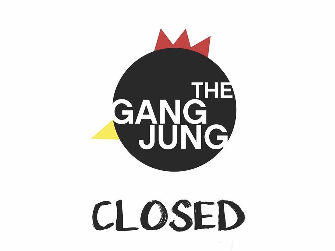 Gangjung Chicken Has Closed