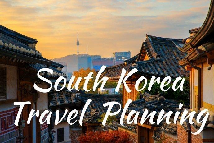 South Korea Travel Planning Newsletter 3 November 2019