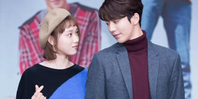 الثنائي نام جو هيوك و لي سونغ كيونغ ينفصلان