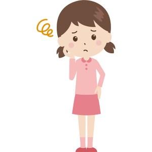 子供の脇毛処理の方法は何が良い?永久脱毛はしても良いの?生理の兆候?