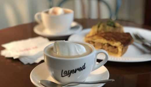 【アングク】焼き菓子が美味しい!ハノクをリノベーションした大人気カフェ『Layered 安国店』
