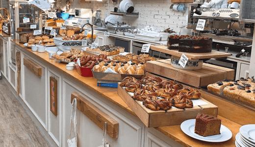 【イクソンドン】2020年4月オープン!大人気カフェの2号店『High Waist イクソン』