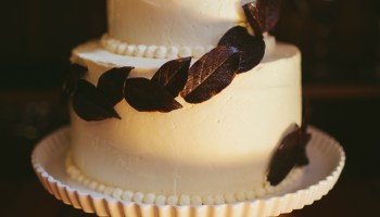 Homemade Wedding Cake, Part III: Assembly and Decoration
