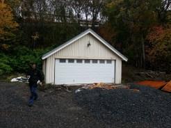 Ny garasje