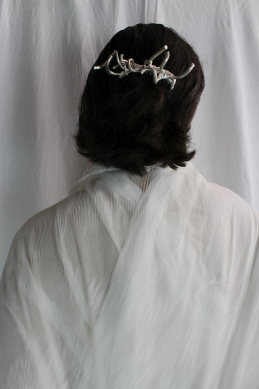 Vlasový hřebínek Klára