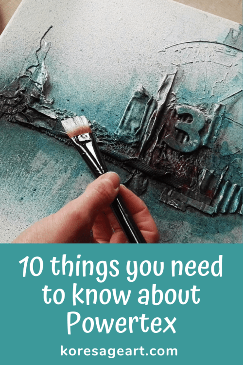 10 things you need to know about Powertex Pinterest pin