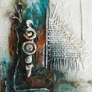 Insignia Powertex canvas by Kore Sage