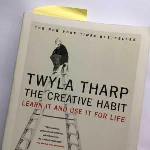 Favourite art books Book art The Creative Habit cover