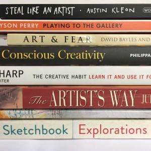 Favourite art books