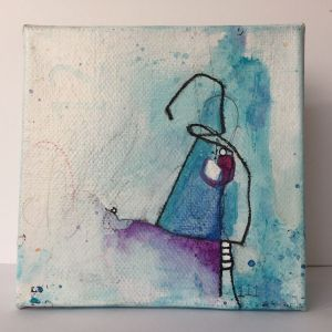 Small art frmo the Curious Tales collection