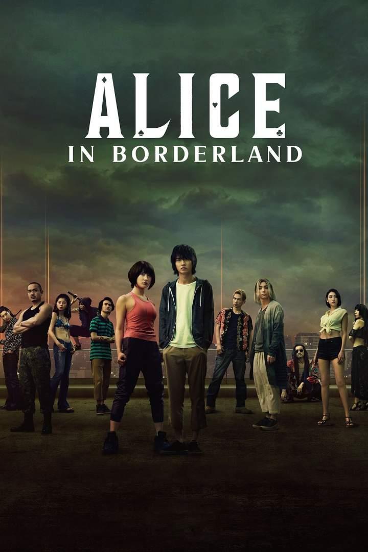 Alice in Borderland Season 1 Episode 8