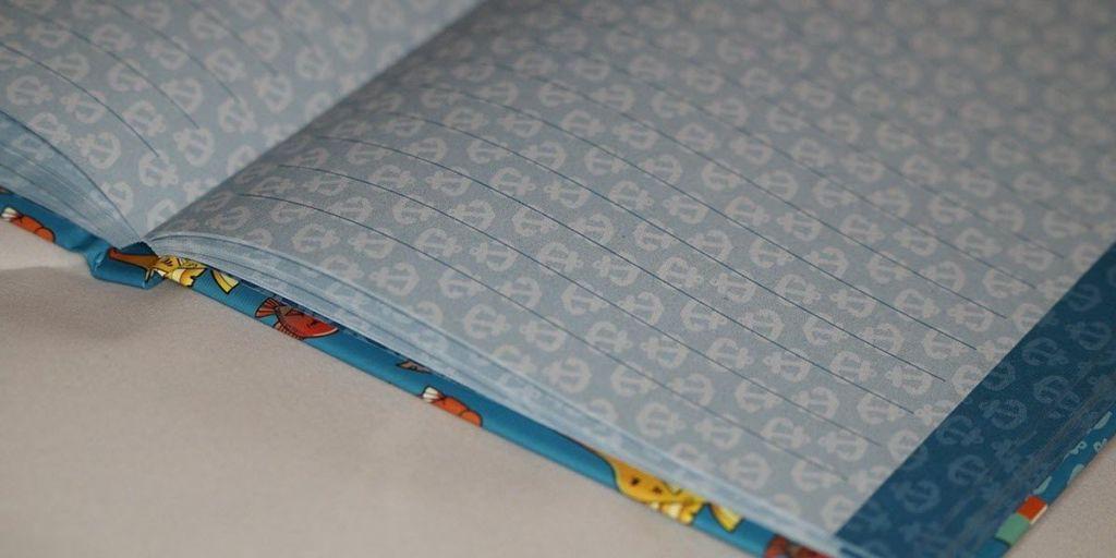 El cuaderno azul - Ricardo Hernandez