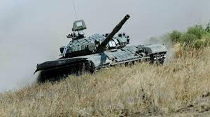 Tanque Ruso 2 - Virgilio Murillo
