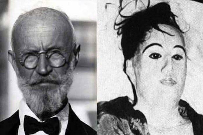Macabra historia de amor - Elizabeth Acosta Mendia