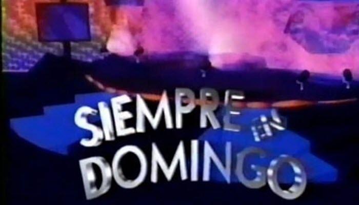 Siempre en Domingo - Arturo Meza