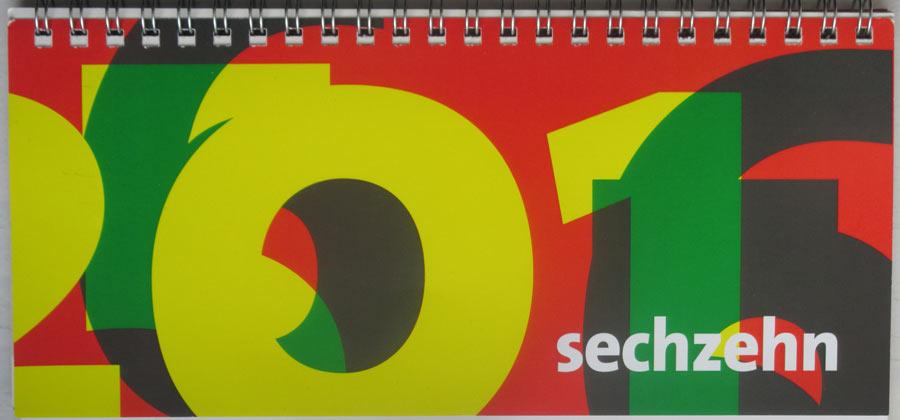 DDZ-Berlin Kalender 2016