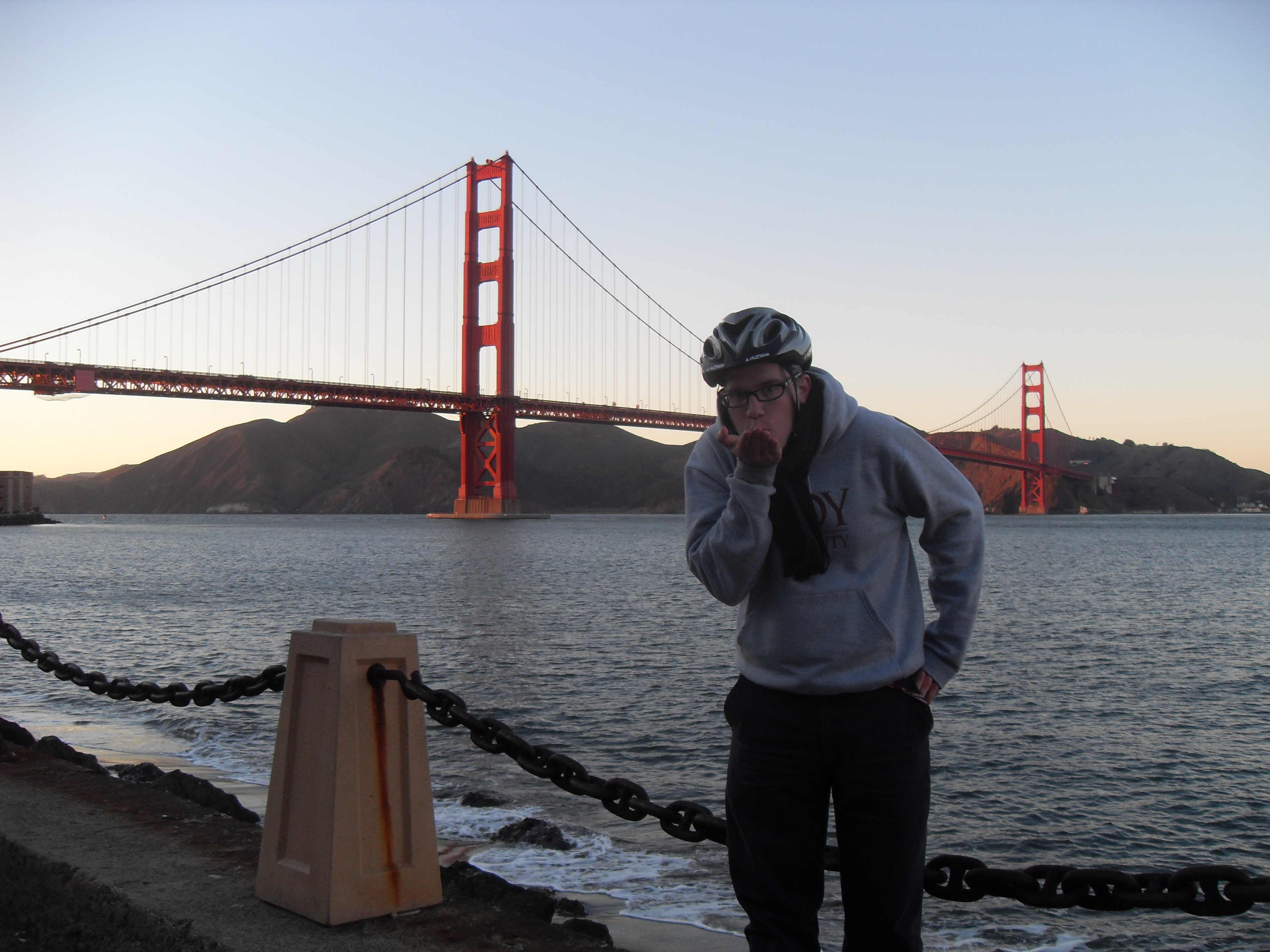 From San Francisco with love !