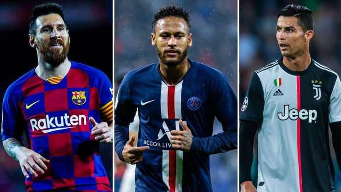 Najplaćeniji fudbaleri