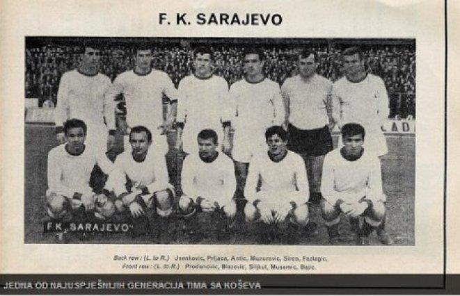 Kako je George Best srušio snove FK Sarajevo