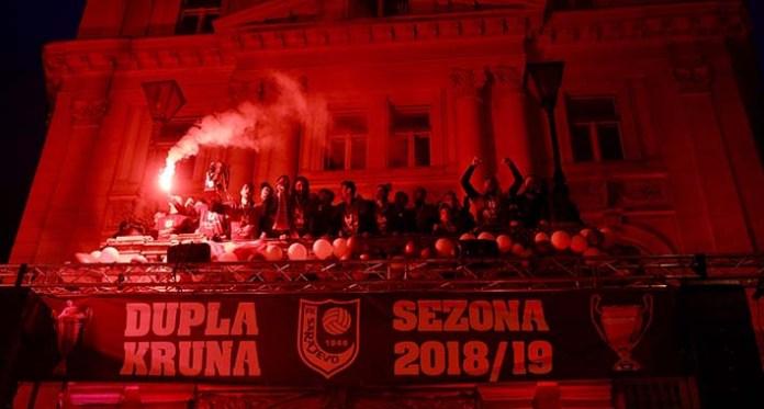FK Sarajevo historija - Najuspješniji klub s područja Bosne i Hercegovine