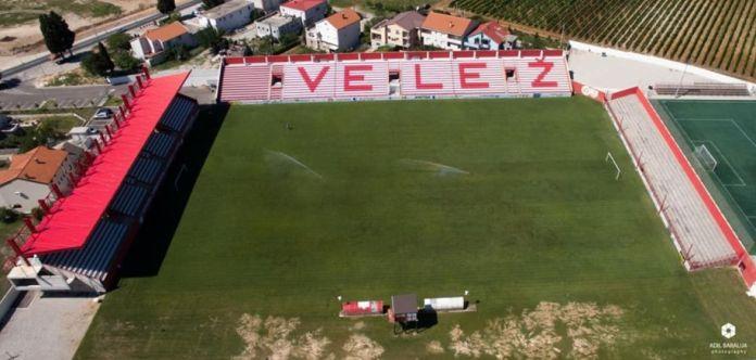 FK Velež - Srce Mostara