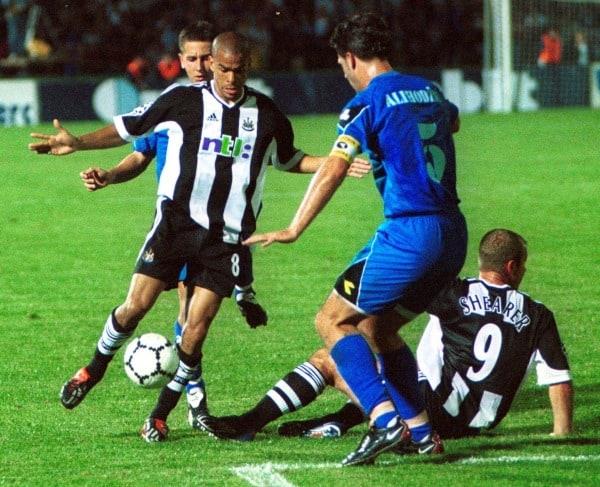 Željezničar - Newcastle United