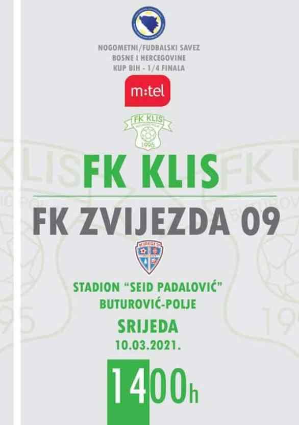 Optimizam u taboru FK Klis