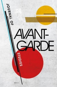 Journal of Avant-Garde Studies